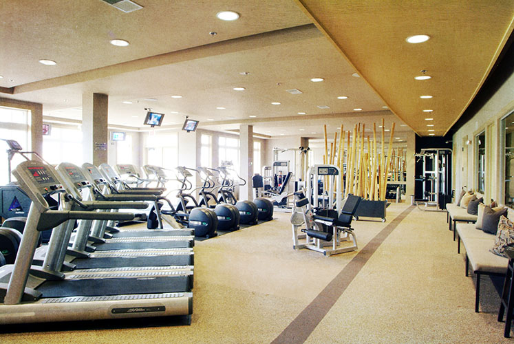 The Barn can help you meet your New Year fitness goals